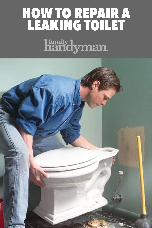 How to repair a leaking toilet leaking toilet toilet