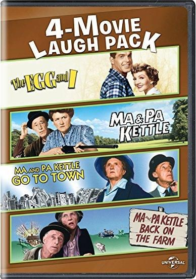 Watch Ma and Pa Kettle Back on the Farm Full-Movie Streaming