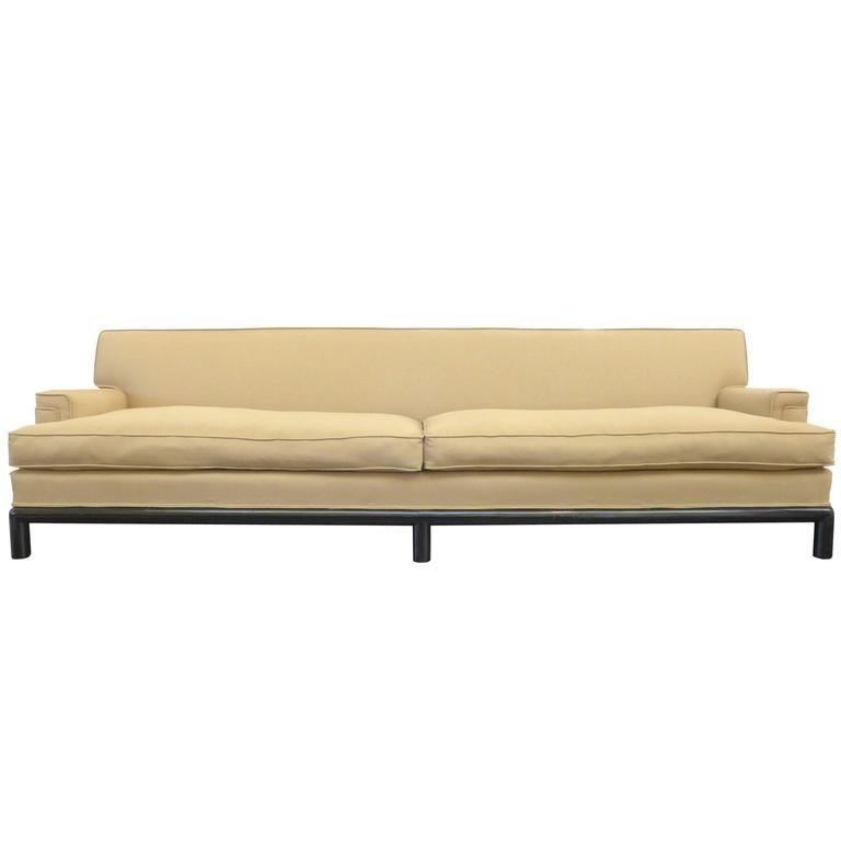 Mid-Century Modern American Sofa | Living Room | Pinterest | Mid ...