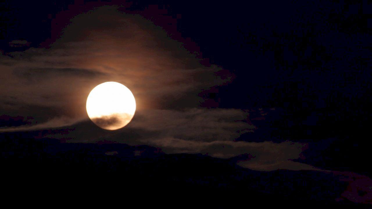 تصبحون على ما تحبون Celestial Night Outdoor