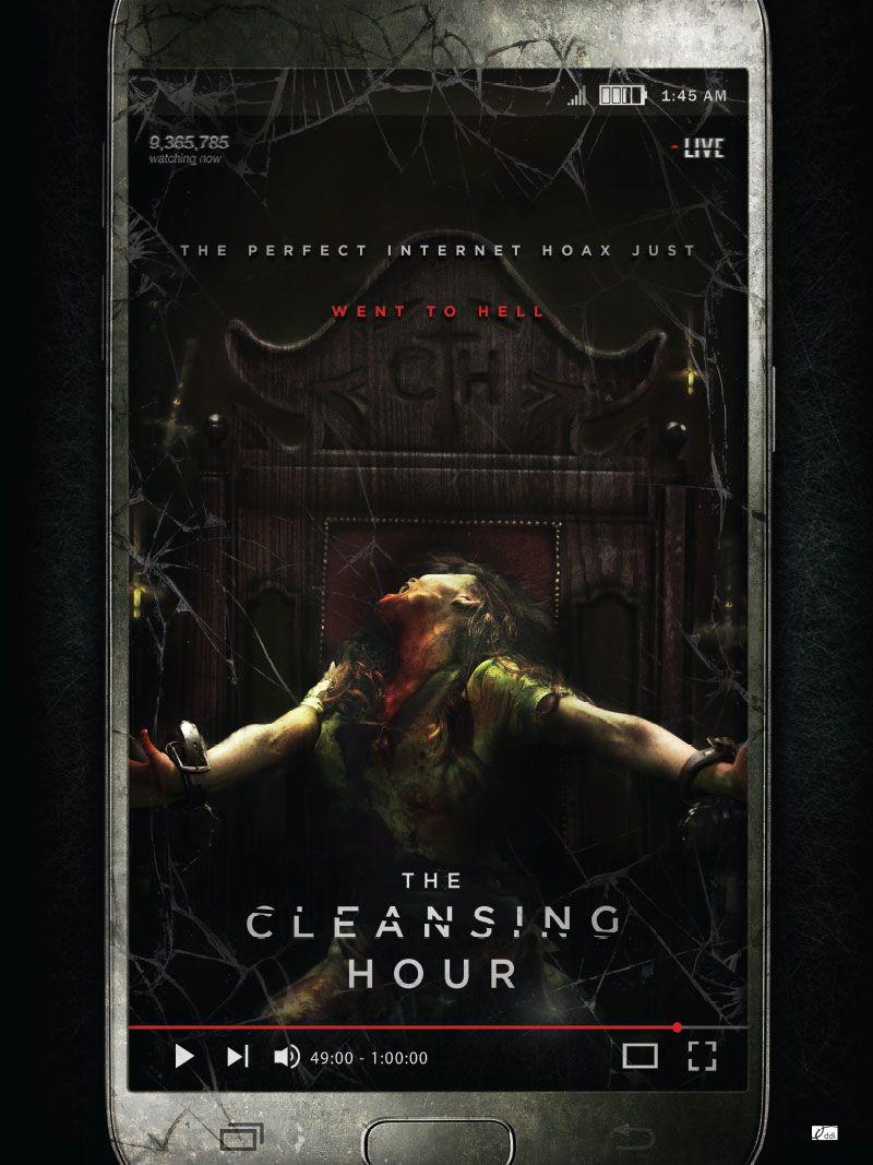 The Devil's Hour Streaming : devil's, streaming, Cleansing, Movie, Poster:, Https://teaser-trailer.com/movie/the-cleansing-hour/, Starring