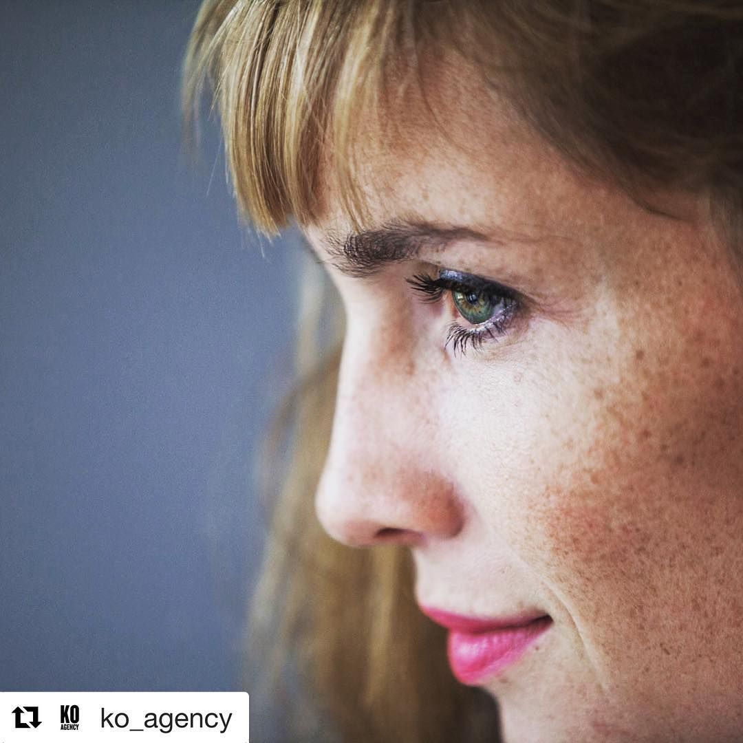 Ko agency!Portrait!Love it!#kocasting #koagency #nikolastusl #photoshoot #actress #katerinaoujezdska #wonderful
