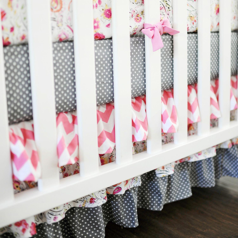 New Arrivals Crib Bedding Primrose Lane @Layla Grayce