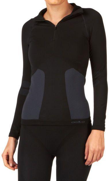 Odlo Womens Evolution Warm 1/2 Zip Base Layer on shopstyle.co.uk