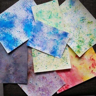 Letter Lovers nanoujess_creative Karten Pinterest - küche folieren anleitung
