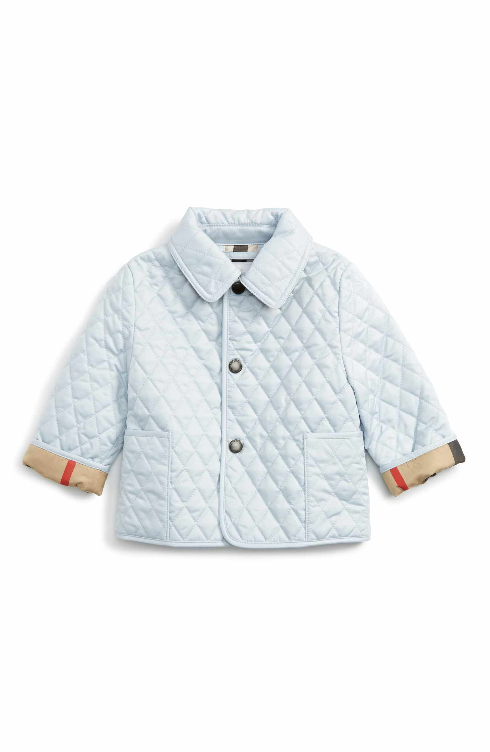 Burberry Colin Quilted Jacket Baby Boys Quilted Jacket Boys Winter Clothes Baby Boy Winter Outfits