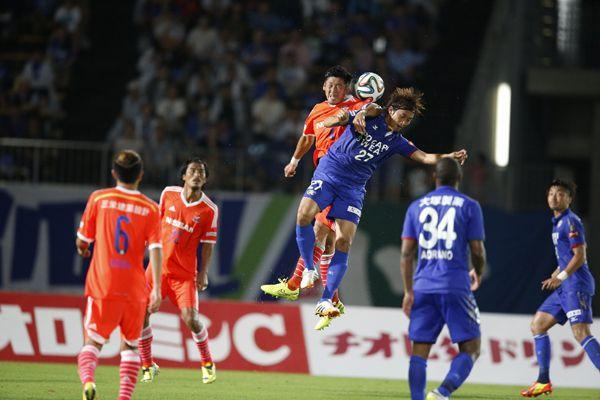 2014/08/16 Jリーグ ディビジョン1 第20節 vs 徳島ヴォルティス http://www.f-marinos.com/match/data/2014-08-16