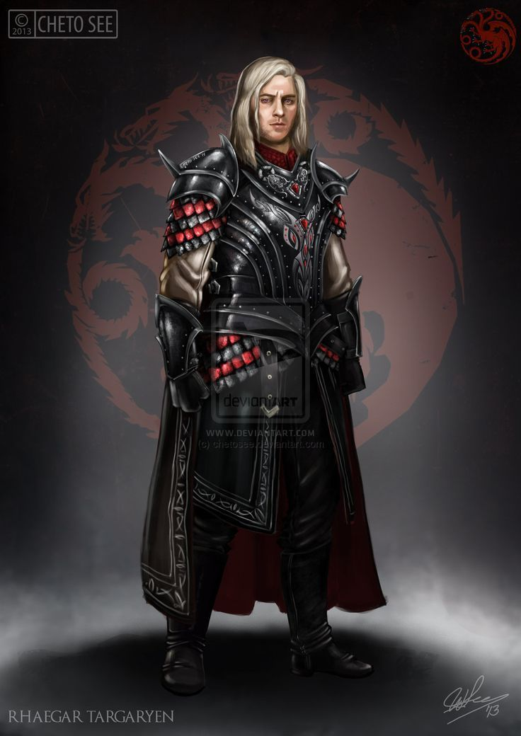 SPOILER ALERT -- ¿Quién es Rhaegar Targaryen? Claves del padre de Jon Snow -- Jon Snow