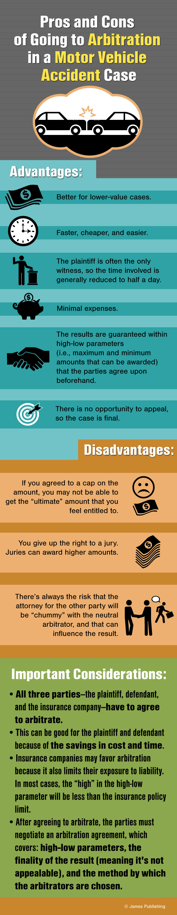 Pros And Cons Of Going Through Arbitration In A Motor Vehicle Accident Case Motor Car Car Accident Accident