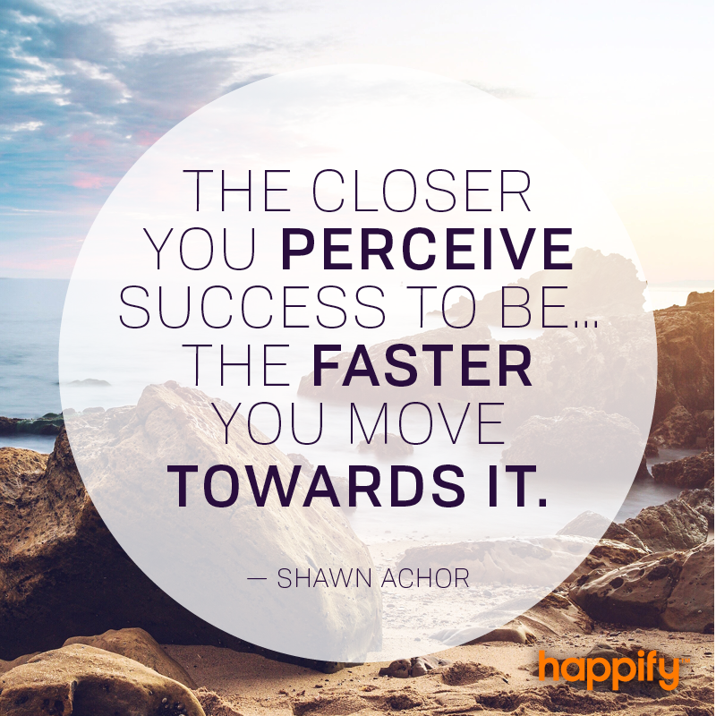 Is Success in Your Line of Sight? - Shawn Achor | Happify