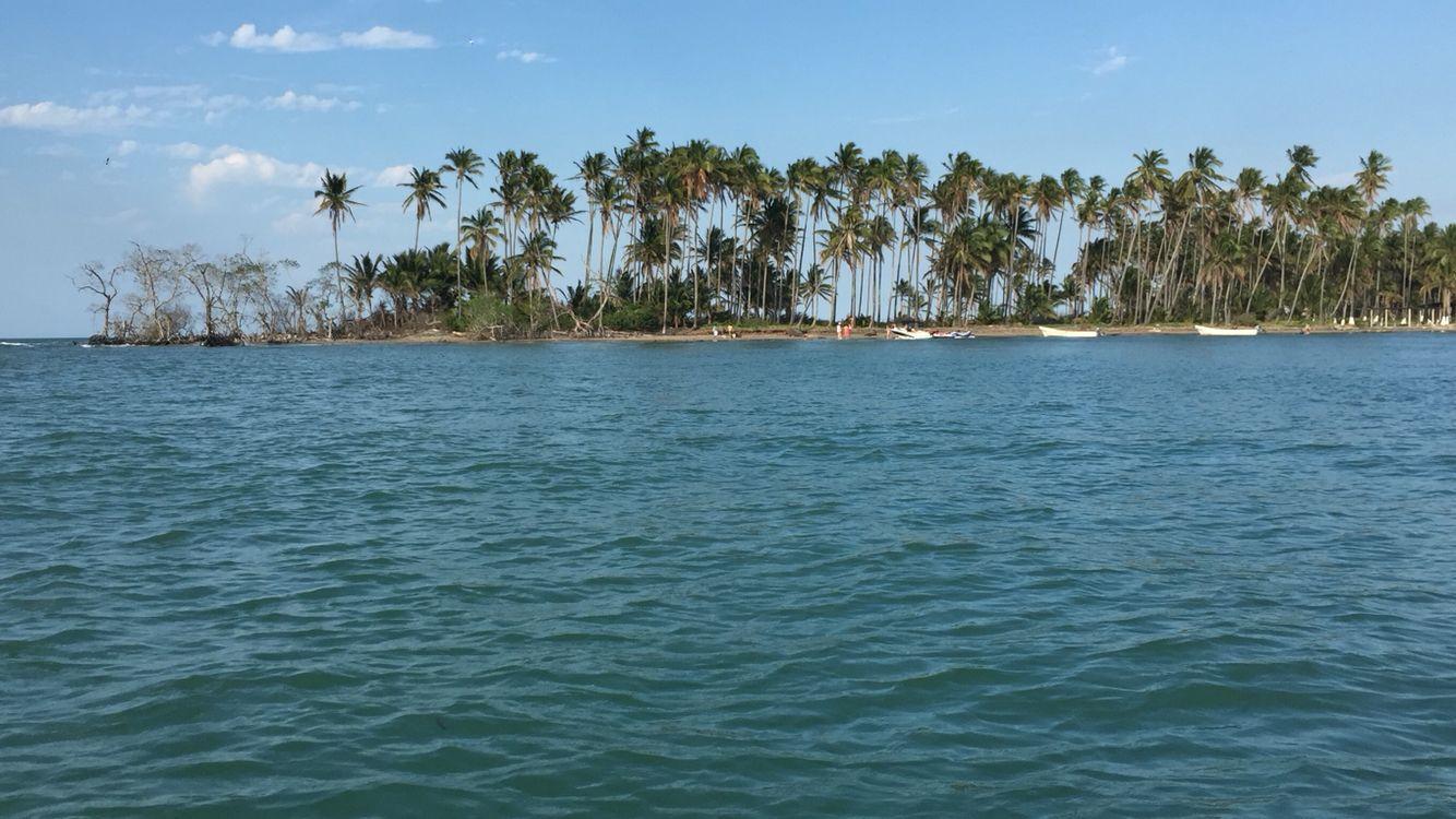 Playas de Tabasco: playa Paraíso.