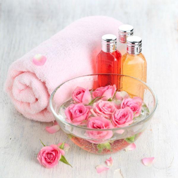 les bienfaits de la rose