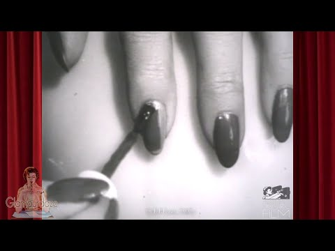 How To Paint Your Nails Beautifully 1960s Nail Polish Tips In 2020 Nail Polish Nail Polish Crafts Nail Polish Storage