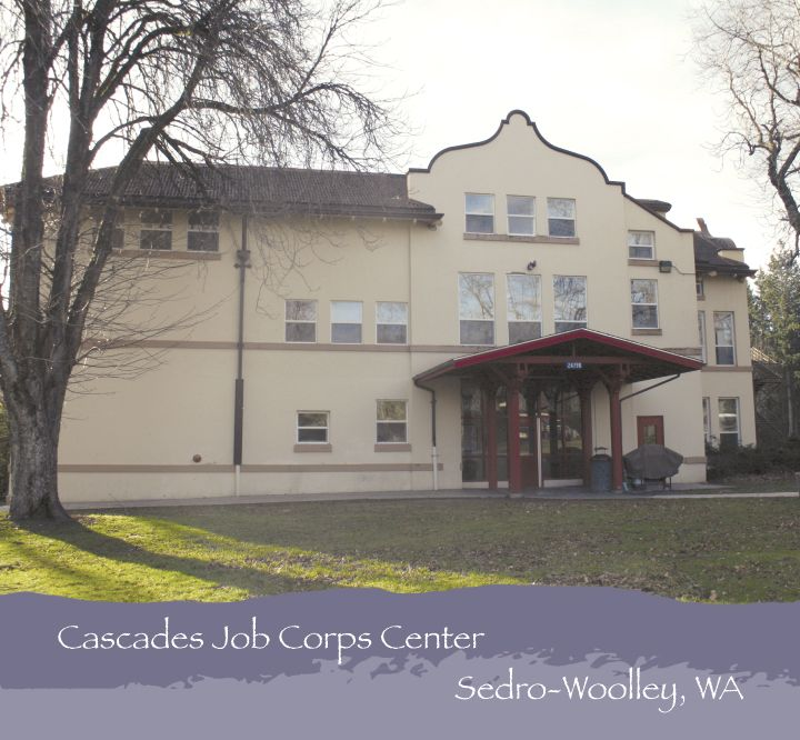 "Cascade Job Corp, Sedro Wooley: ""This is no ordinary Job Corp. In the 1900s it was the first mental institution to offer a frontal lobotomy. It was the Northern State Hospital. It is believed that many unmarked graves are below the gymnasium. A ghost named Fred is a prankster and sends many objects flying through the air. A little girl has been seen playing with her ball is also there along with the ghost of a man who is looking for her. Voices are heard in the nurses' dorms."""