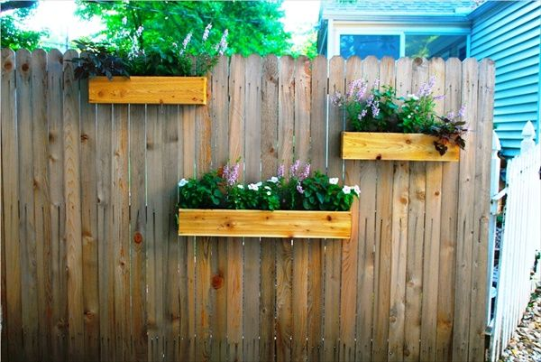 15 outstanding DIY wooden planters you can make your own House