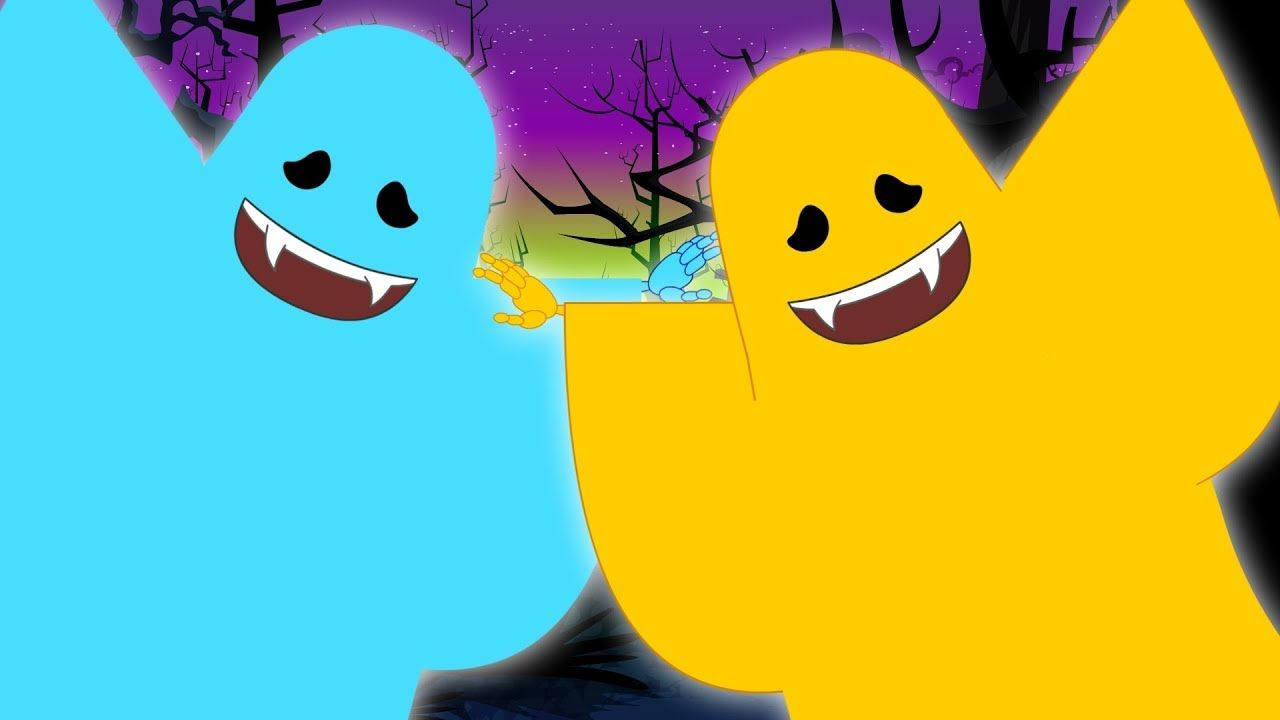 Happy Halloween | Scary Nursery Rhymes For Children | Halloween ...
