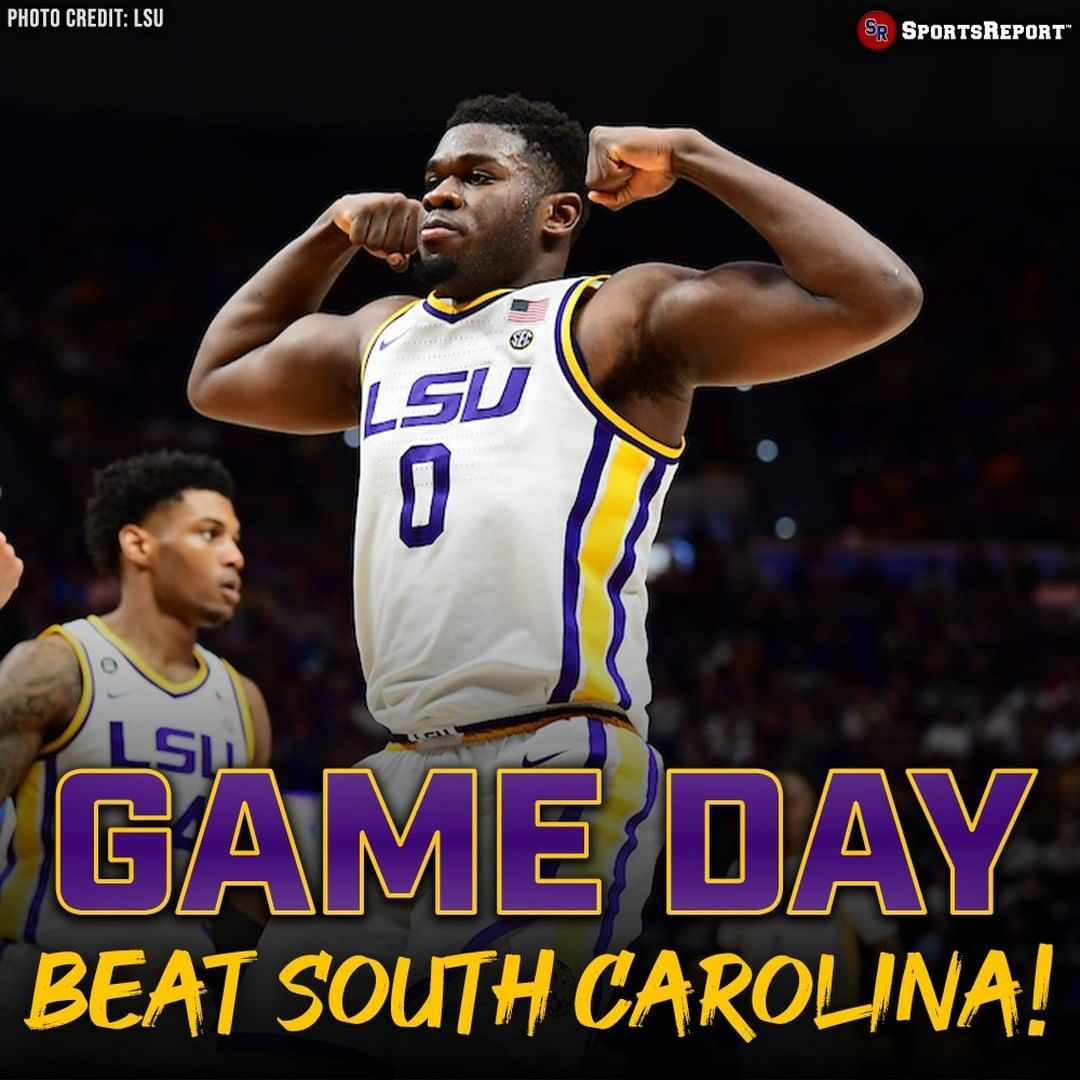 Sports Report Lsu On Instagram Game Day Let S Get Another Win Geaux Tigers Geauxtigers Lsu Lsubasketball Lsutigers In 2020 Lsu Lsu Tigers Sports