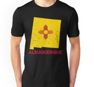 Albuquerque New Mexico Map Shaped State Flag By Palmettodigital Redbubble In 2020 New Mexico Map Mexico Map Albuquerque News