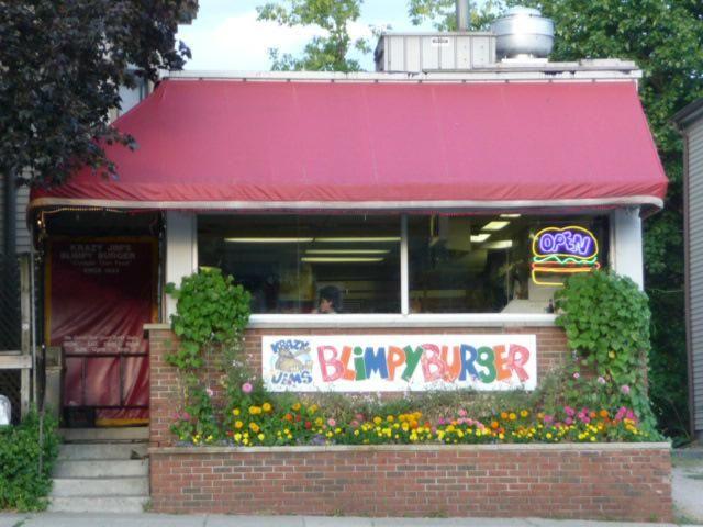 Forget The Football Games And Get A Blimpy Burger Ann Arbor Mi Ann Arbor Restaurants Places To Eat Ann Arbor