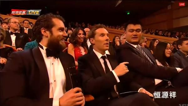 "Enot_Vasiliy on Twitter: ""Benedict and Henry Cavill :-) http://t.co/f8dL9DUxPZ"""