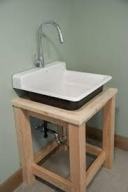 Image Result For Diy Stand For Laundry Sink Laundry Room Sink