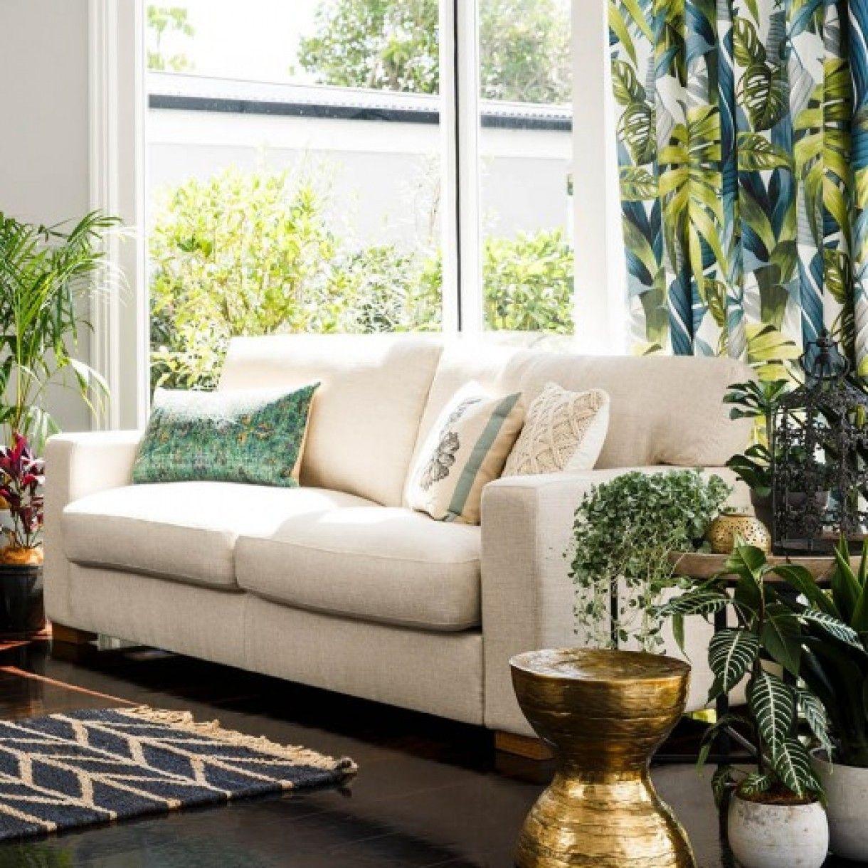 Carlisle 2.5 Seater Sofa Dublin Linen