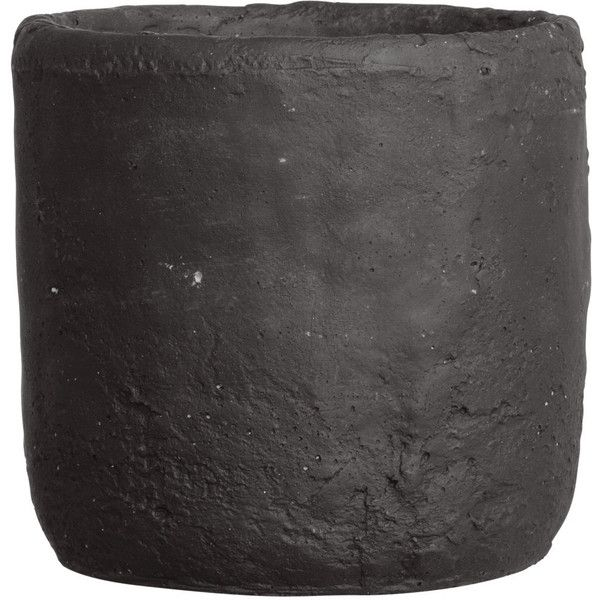 Candle in Concrete Holder $14.99 (125 SEK) ❤ liked on Polyvore featuring home, home decor, candles & candleholders, concrete candle and unscented candles