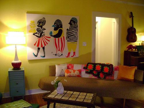 Superb Why Should I Paint My Living Room Yellow? Great Ideas
