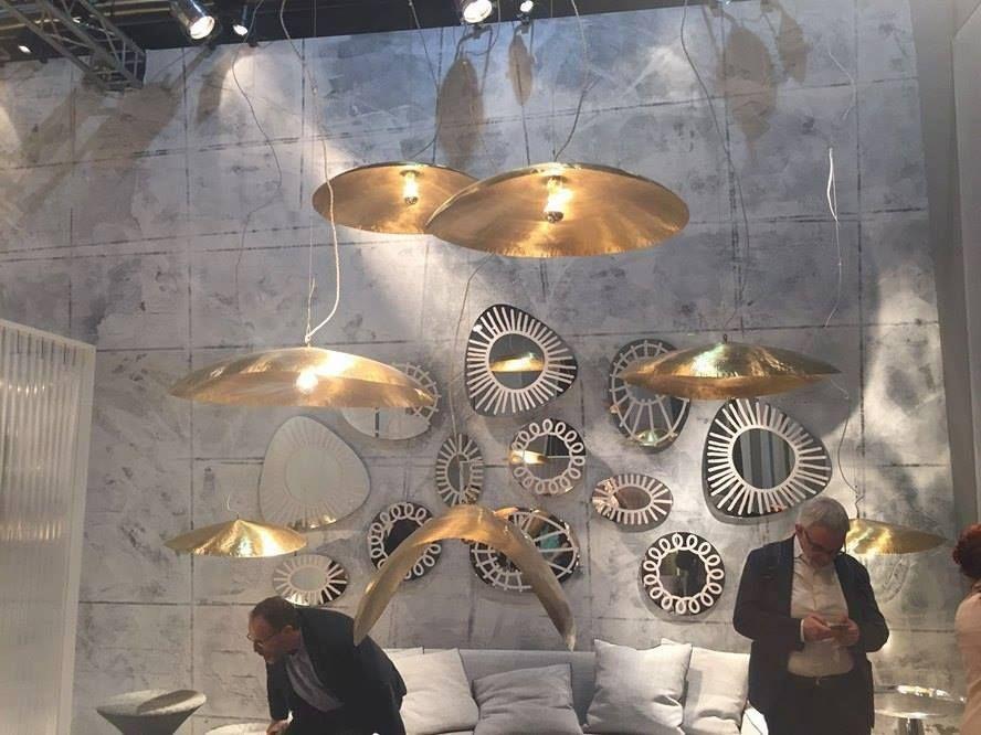 Gervasoni - Salone del Mobile - Rho Fiera #mirtdesigntour #MDW2016 #design #milano #mirtdesigntour #fuorisalone2016 #milanodesignweek Discover the 5 main trends of the Milano Design Week 2016 : http://www.milanoretailtour.com/milano-design-week-5-trend-per-il-2016/