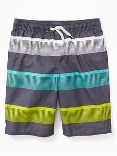 7d454fdbbd Printed Swim Trunks for Boys | SWIM TRUNKS IDEA | Swim trunks ...