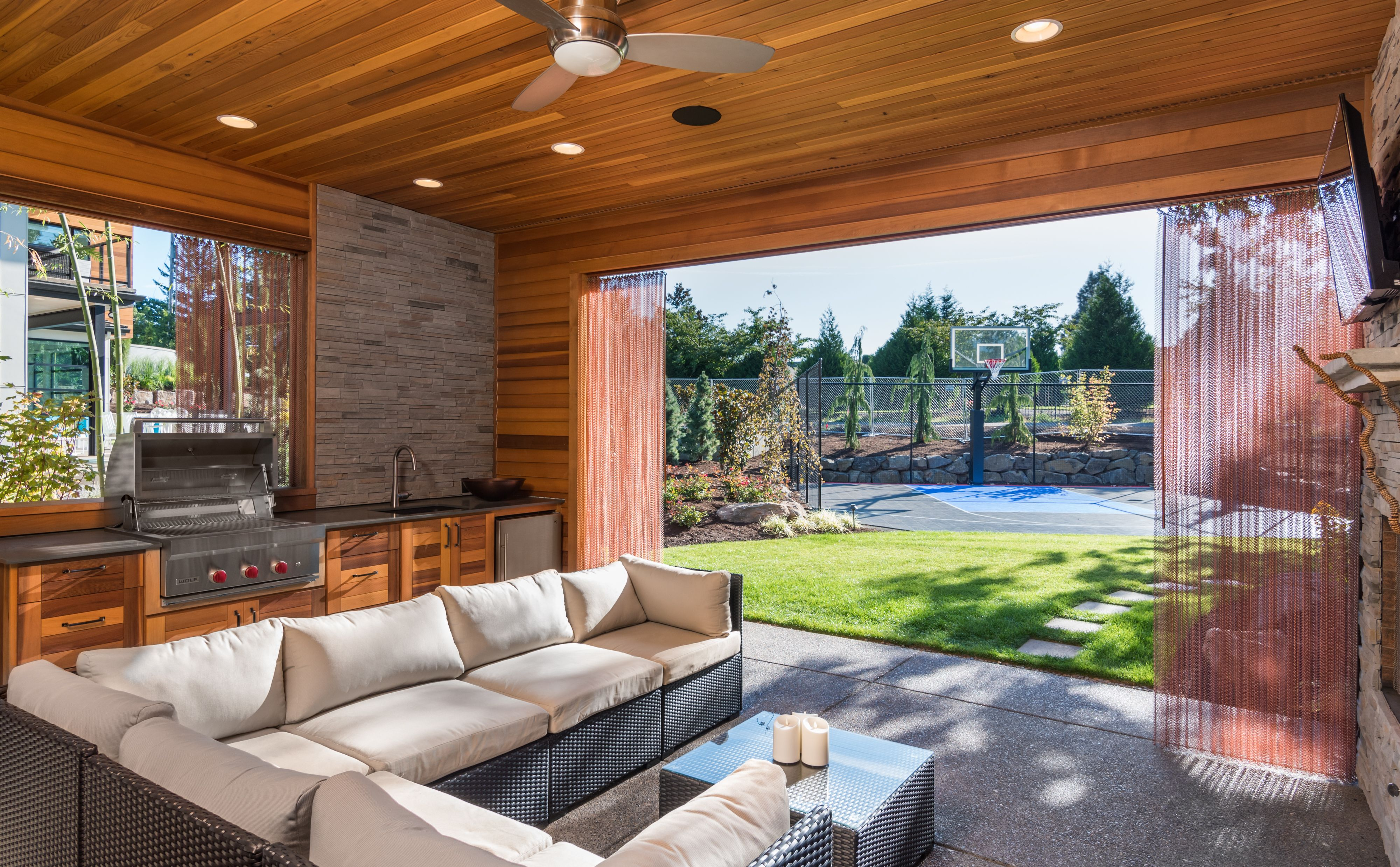 2018 How Much Does An Outdoor Kitchen Cost Guide Hipages