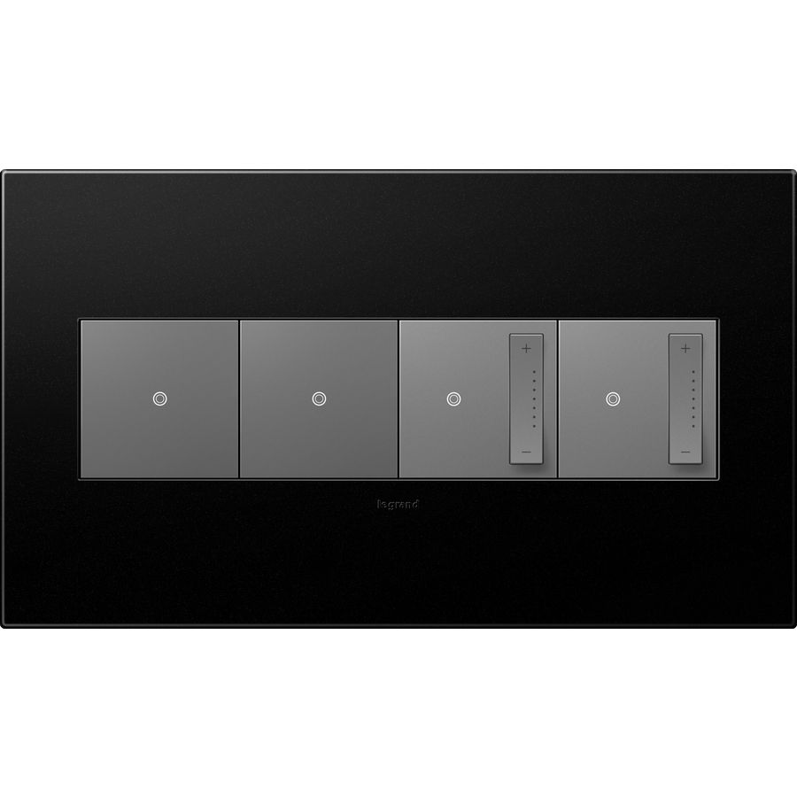 shop legrand adorne square beveled metal wall plate at loweu0027s canada find our selection of wall plates at the lowest price guaranteed with price match