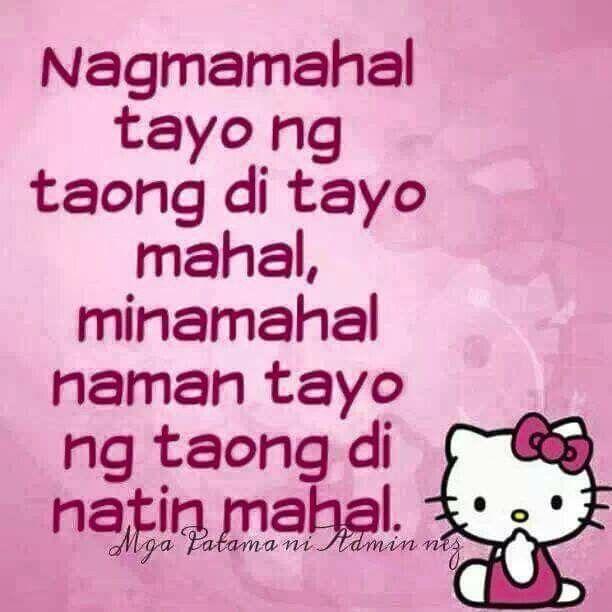 Madalas... | tagalog love quotes | Pinterest | Tagalog