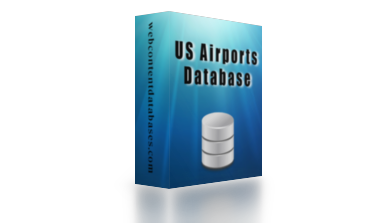 US Airports - https://www.webcontentdatabases.com/downloads/us-airports/