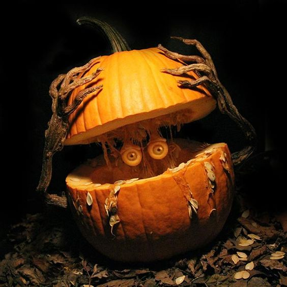 111 world s coolest pumpkin designs to carve this fall halloween rh pinterest com