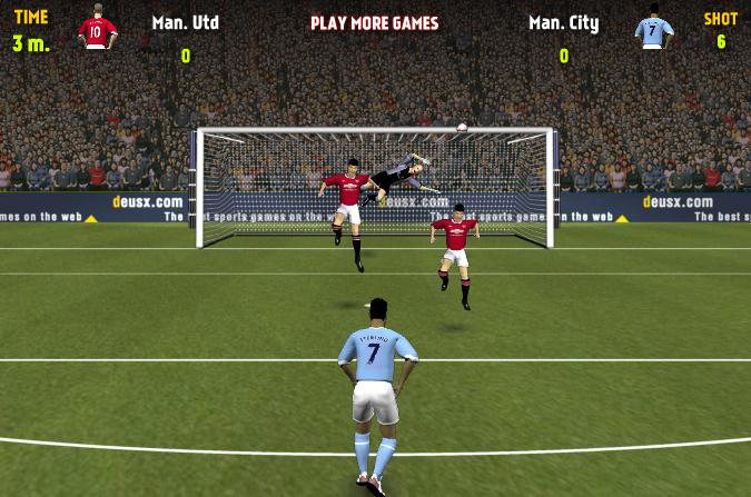 لعبة الدوري الانجليزي الممتاز العاب ميزو Play More Games Soccer Field Games