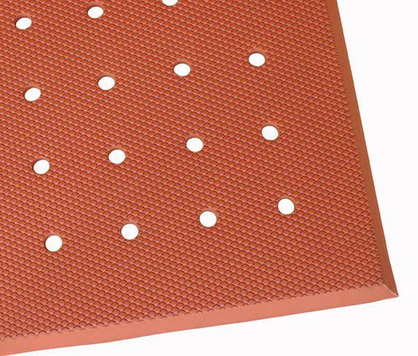 Vip Red Cloud Anti Fatigue Mat 3x5 Feet Kitchen Grease Mat Anti Fatigue Mat Red Cloud Fatigue