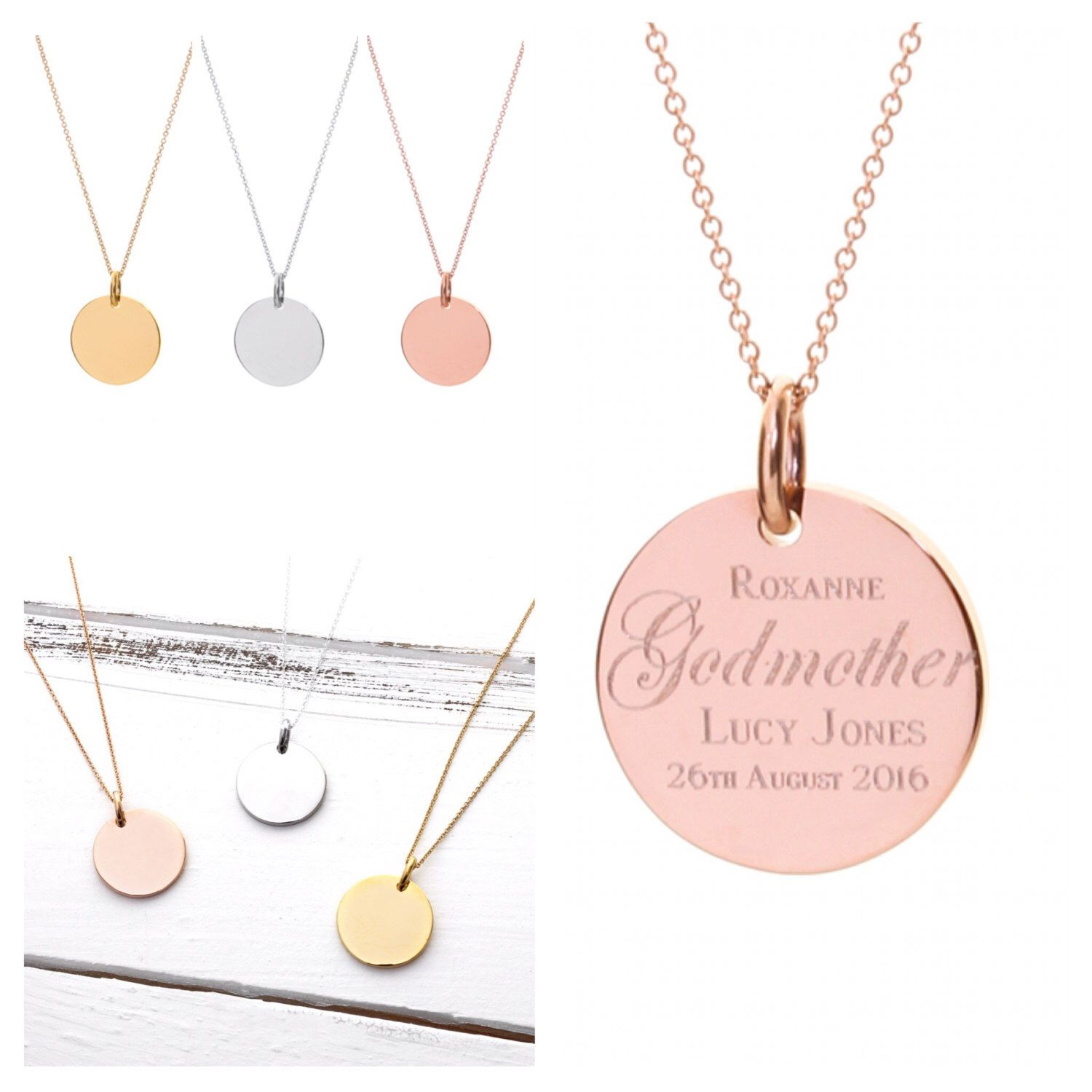 Godmother gift godmother necklace gift ideas for godmothers godmother gift godmother necklace gift ideas for godmothers christening gifts baptism gifts aloadofball Gallery