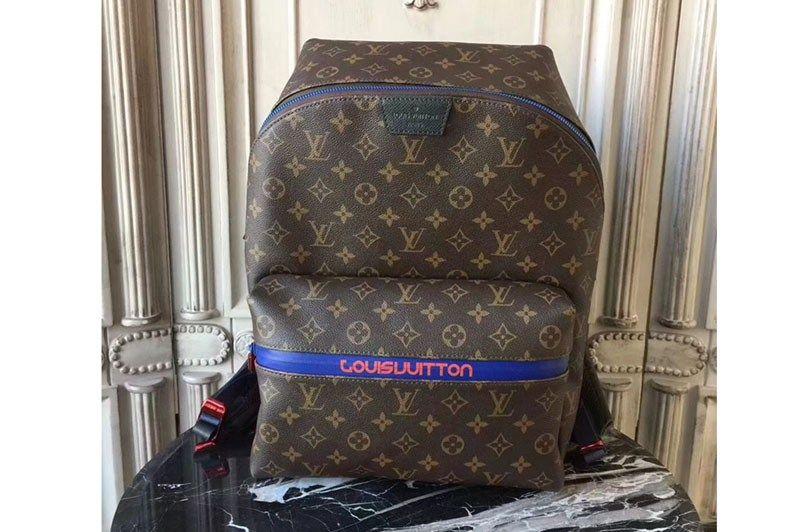 97717bc4fa1e Replica Louis Vuitton M43849 Monogram Canvas Apollo Backpack