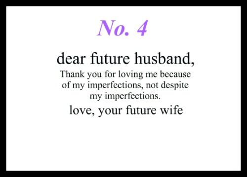 Love Notes To My Future Husband Relationship Rules To My Future