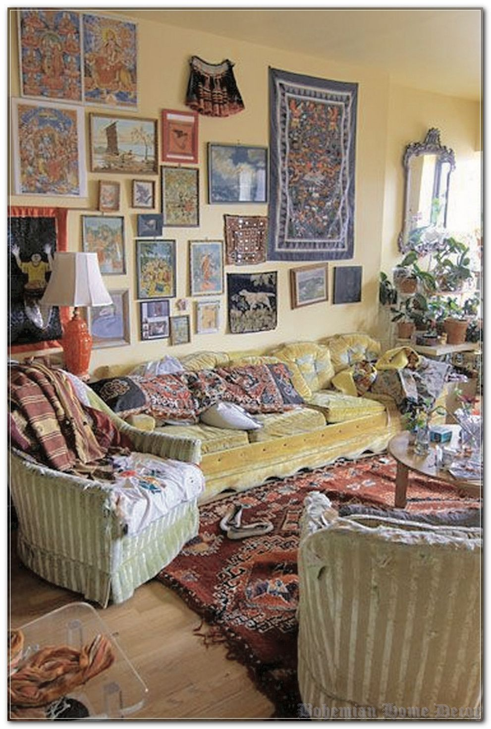 Want A Thriving Business? Focus On Bohemian Home Decor!