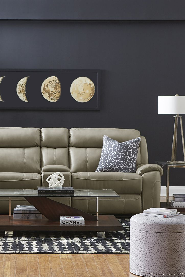 Our Havertys Omega Sectional Redefines Comfort And Versatility