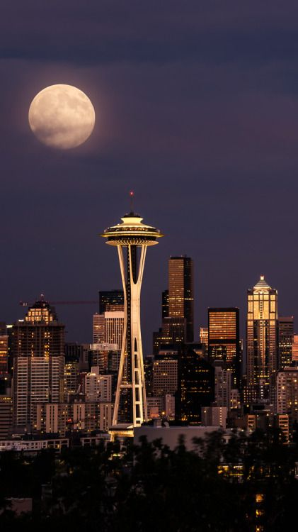 1080x1920 Seattle HD pictures Seattle For mobile