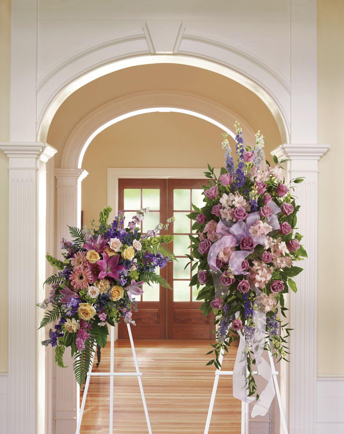 Sympathy Funeral flowers, Sympathy flowers