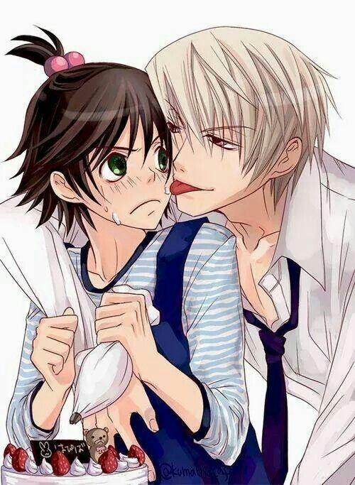 Usagi-san x Misaki ~ Junjou Romantica   Usagi x Misaki ...