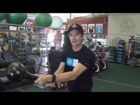 RMT® Club High Intensity Exercises: The Swing & Switch - YouTube