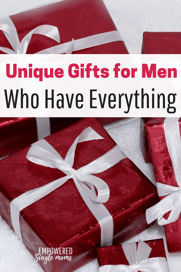 Are You Looking For A Christmas Father S Day Or Birthday Gift For A Guy Who Has Everything Mens Birthday Gifts Unique Gifts For Men Birthday Gifts For Girls