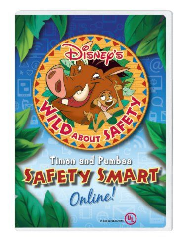 Wild About Safety® With Timon & Pumbaa: Safety Smart® Online Disney Ed http://www.amazon.com/dp/B008REC4Q4/ref=cm_sw_r_pi_dp_MNHwvb04ASFJY