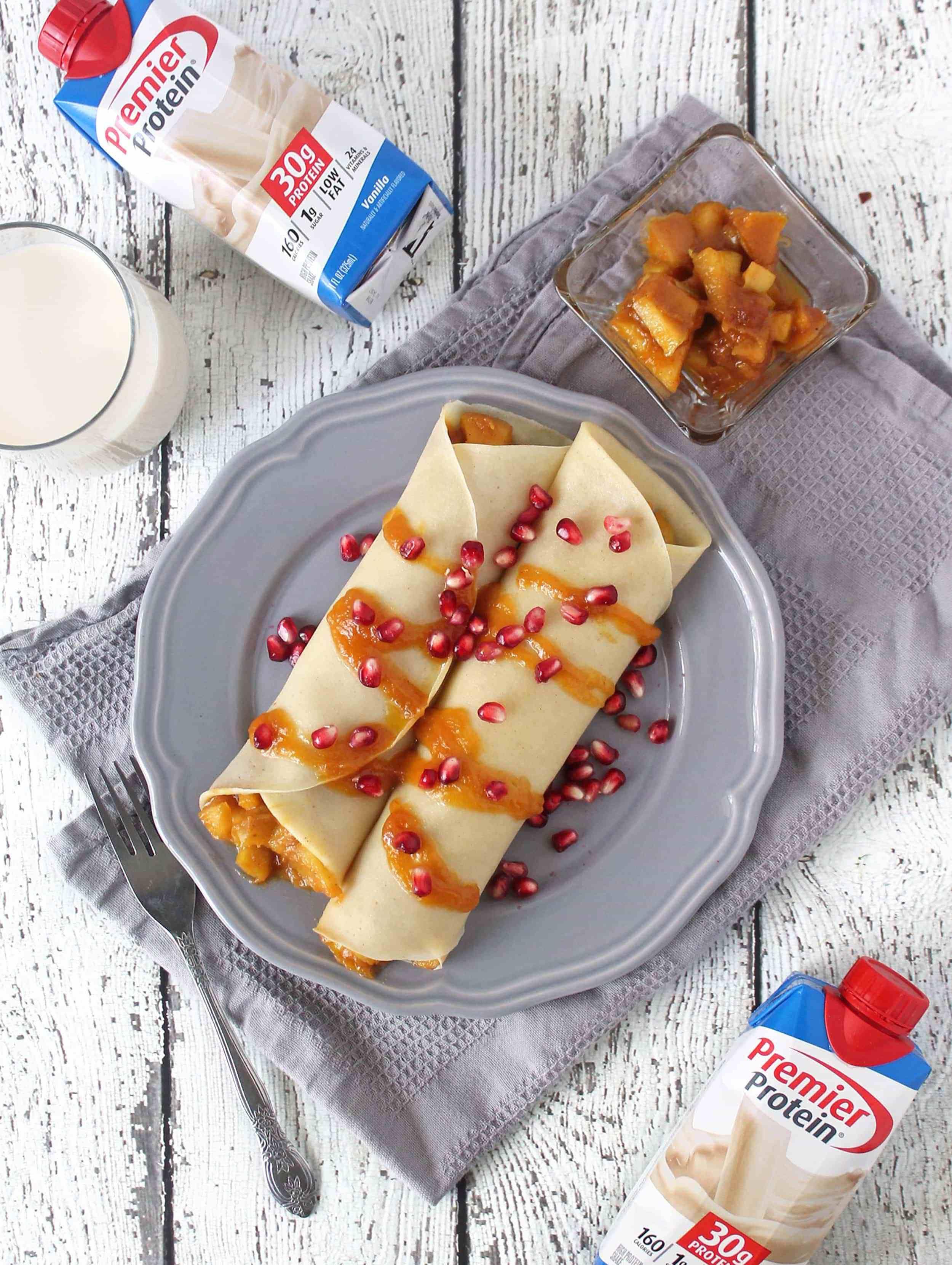Premier Protein Crepes | Best gluten free desserts, Gluten ...