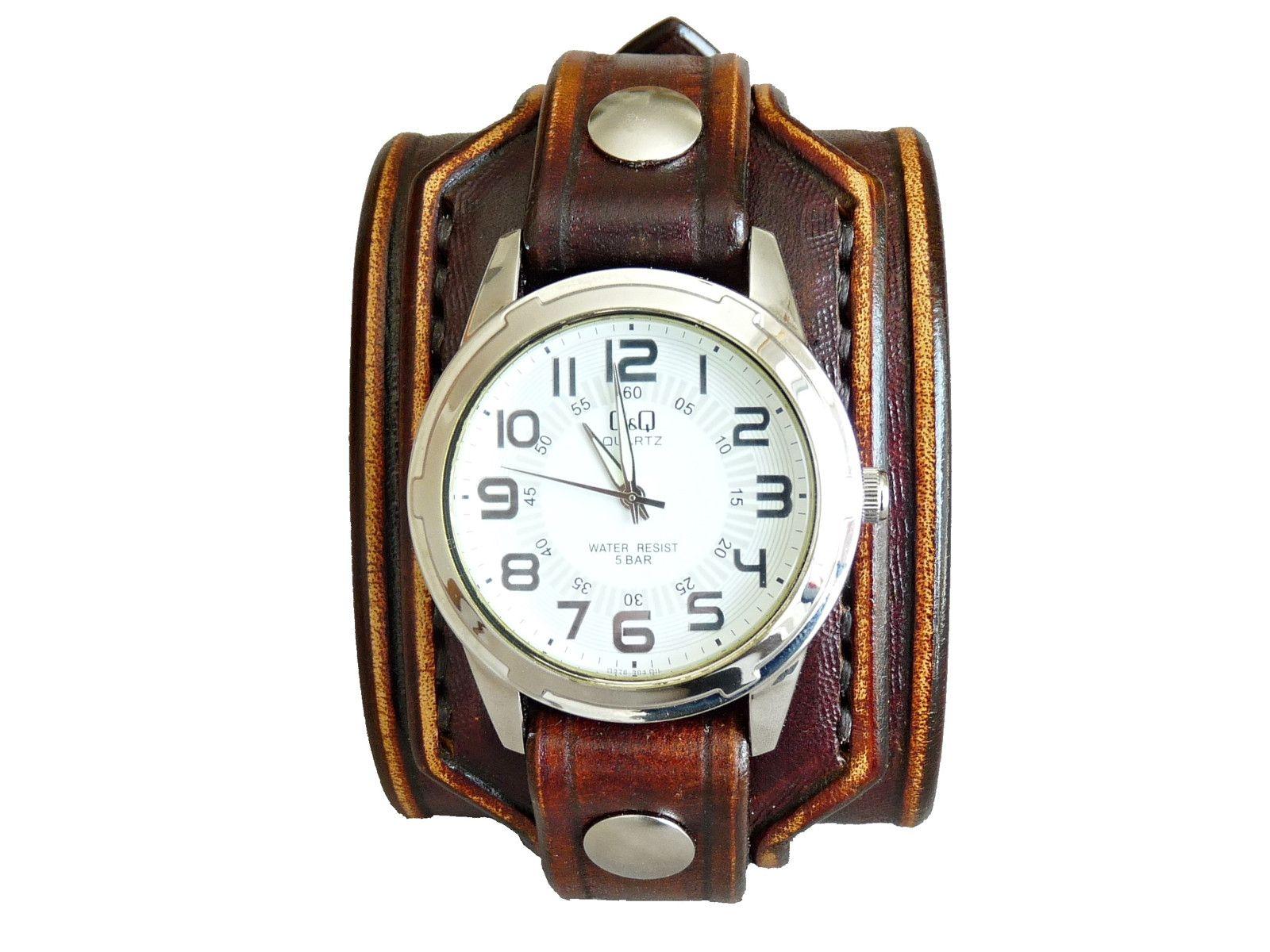 Hnědočerné+pánské+hodinky 8cdceb1215e